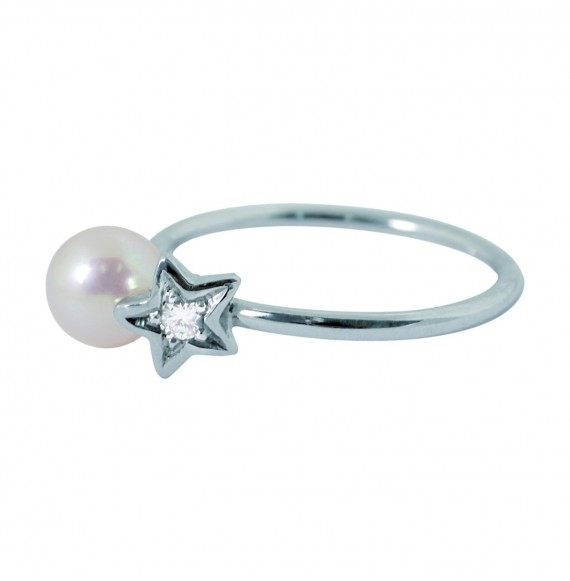 Bague Diamond star