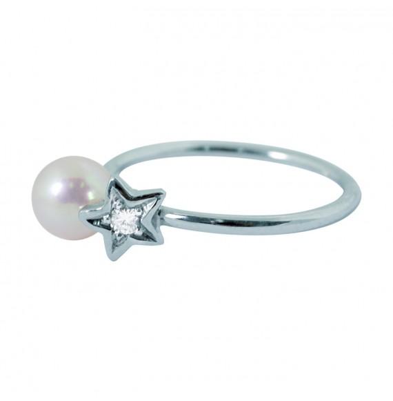 Bague Diamond star