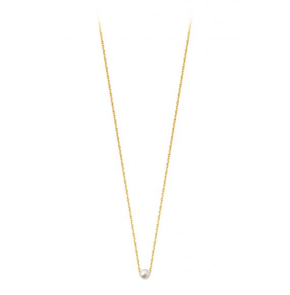 Simply Mini perle blanche or jaune