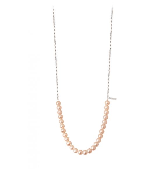 Rock my pearls perles roses et or blanc