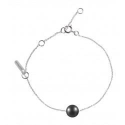 Simply Pearly Bracelet (Black Pearl)