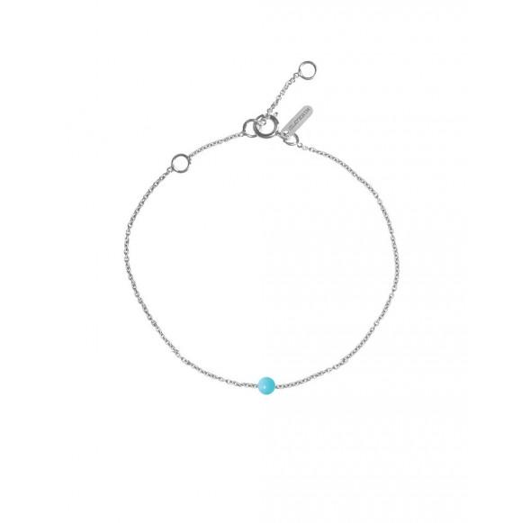 Bracelet Simply mini perle de turquoise