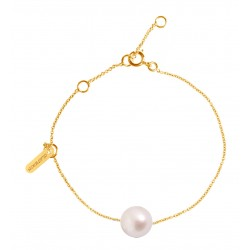 Simply Pearly Bracelet (White Pearl)