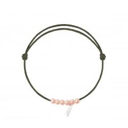 6 Little Treasures (Pink Pearls)