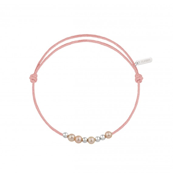 8 little treasures pink pearls