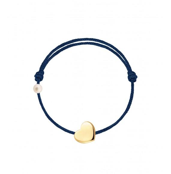 Le Coeur cordon bleu marine