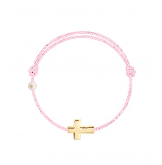 La Croix cordon baby rose