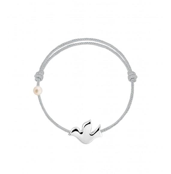 La Colombe cordon gris perle