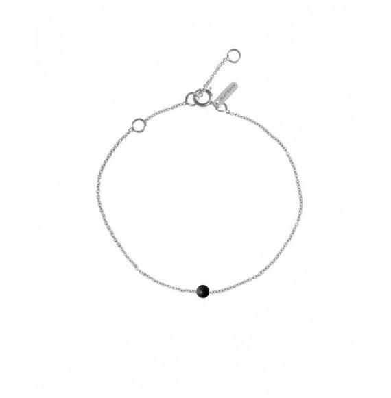 Bracelet Simply mini perle d'agate