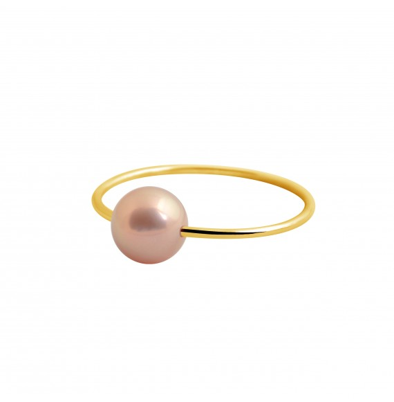 Simply pearly ring