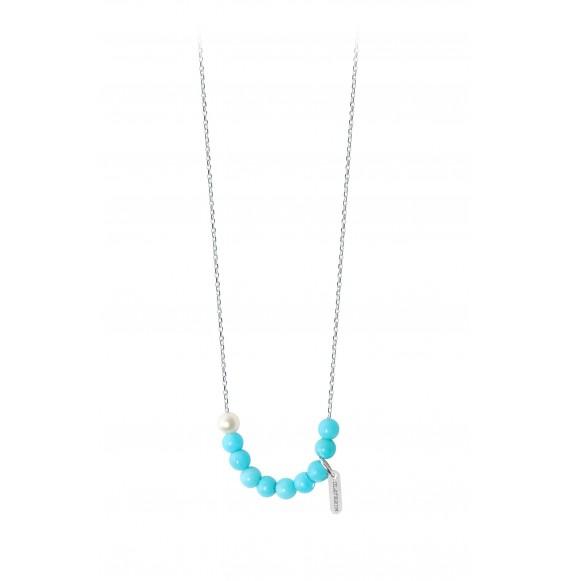Blue/Black Rosary