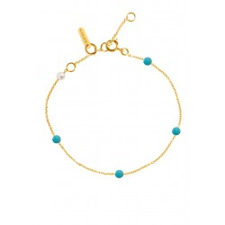 Bracelet Blue Give me 5