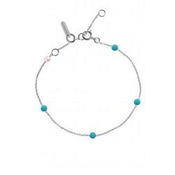 Blue Give Me 5 Bracelet