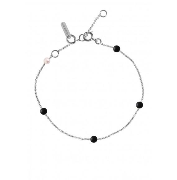 Blue/Black Give Me 5 Bracelet