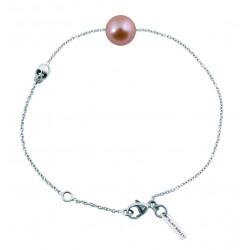 Pearly Skull Bracelet