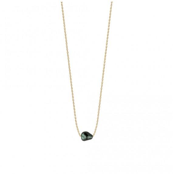 Raw necklace