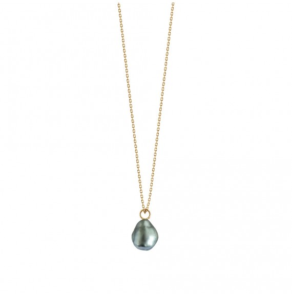 Long Raw necklace